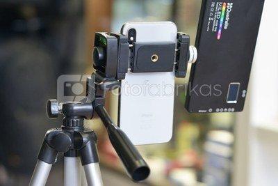 Weifeng WT-3110A + Xiletu XJ-12 Ultimate Vlogging Kit