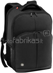 Wenger Link 16 Laptop Backpack schwarz