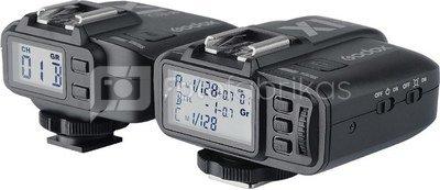 Godox X1 transmitter receiver set voor Canon