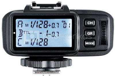 Godox X1 transmitter receiver set voor Nikon