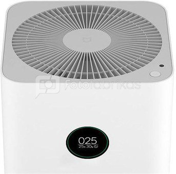 Xiaomi Mi Air Purifier Pro FJY4013GL White, Suitable for rooms up to 48 m²