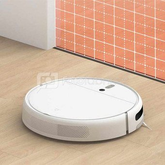 Xiaomi Vacuum cleaner Mi SKV4093GL Robot, 150 min, 0.6 L, 50 dB, Wet & Dry, White, Lithium