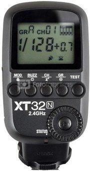 Godox XT 32 transmitter voor Nikon