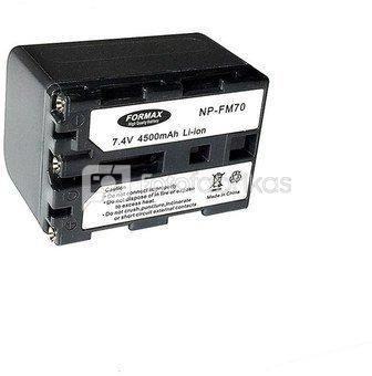 YongNuo YN-160 III (5500K) + baterija NPF550 + įkroviklis