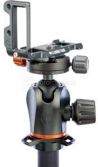 3 Legged Thing Zayla Dedicated L Bracket for Nikon Z50   PEAK DESIGN & ARCA Compatible Grijs