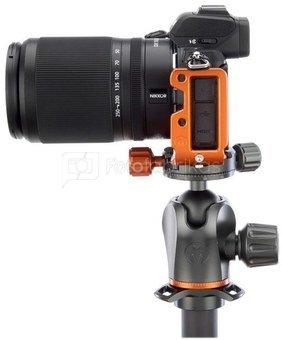 3 Legged Thing Zayla Dedicated L Bracket voor Nikon Z50 Koper