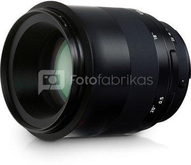 Zeiss Milvus 100mm F2 (Nikon F)