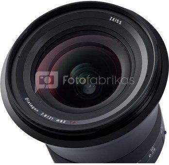Zeiss Milvus 21mm F2.8 (Nikon F)