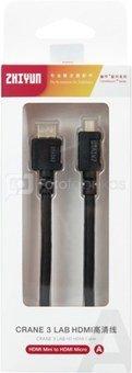 ZHIYUN CABLE HDMI MINI TO HDMI MICRO