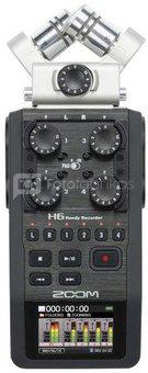 Zoom H6 mikrofonas/rekorderis