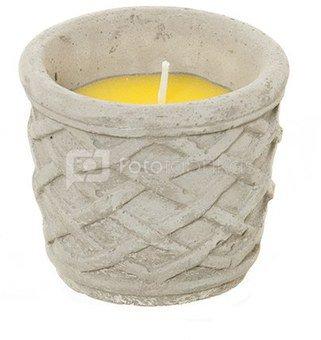 Žvakė nuo uodų keramikiniame inde 9x8 cm INA3345