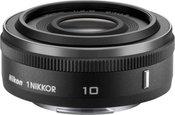 Nikon 1 NIKKOR 2,8/10 mm white