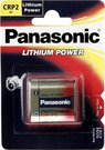 1 Panasonic Photo CR-P2P maitinimo elementai