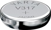 100x1 Varta Watch V 317 PU master box
