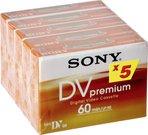 1x5 Sony DVM 60 Premium o. Chip