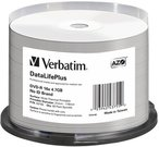 1x50 Verbatim DVD-R 4,7GB 16x white wide printable NON-ID