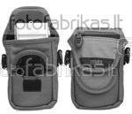 638-521 Krepšys foto ir vaizdo aparaturai juodas-pilkas