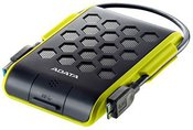"""A-DATA 2TB USB3.0 Portable Hard Drive HD720 (2.5""""), Green"""