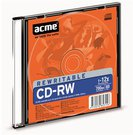 ACME CD-RW 80/700MB 12X slim box