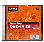 ACME double layer DVD+R 8.5GB 8X slim box
