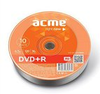 ACME DVD+R 4.7GB 16X 10pack shrink