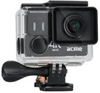 Acme 4K Sports and action camera VR302 2 year(s), 77 g, Wi-Fi, Touchscreen, Full HD, Black, Built-in speaker(s), Built-in display, Built-in microphone, Li-ion,