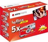 AGFAPHOTO LEBOX 400 27 FLASH 5 PACK