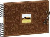 Albumas Exacompta Krea Africa 32x22 cm 50 psl.