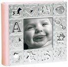 Albummetalic baby pink 10x15100 pictures
