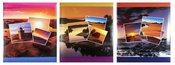 Albumas GED 46100B BAY 10x15 100 [M] | kišeninis | knyginio rišimo