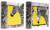 Albumas GED 46200B Zebra 10x15 200 [M]   kišeninis   knyginio rišimo