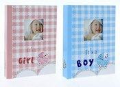 Albumas GED DPH4636 10x15 36 NINO   kišeninis   klijuotas   kietas viršelis