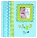 Albumas INNOVA Q44403615M Baby Memories 10x15 180 mėlynas [E] | kišeninis | klijuotas