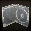 Amaray Blu-ray case 14mm, transparent