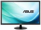 """Asus VP228HE 21.5 """", FHD, 1920 x 1080 pixels, 16:9, LCD, 1 ms, 200 cd/m², Black, Power, VGA"""