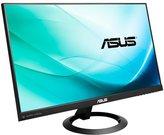 "ASUS VX24AH 23.8"" WIDE LED LCD / IPS / 0.206 / 2560x1440 / 100M:1/ 5ms / H=178 V=178 / 300cdq / HDMI / MHLx 2 / D-Sub / Speakers 2W x 2 Stereo RMS / Tilt / Black"