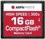 AgfaPhoto Compact Flash 16GB High Speed 300x MLC