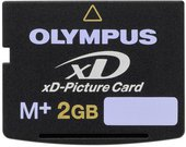 Olympus M-XD 2GB Card Type M+