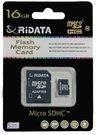 Карта памяти Ridata micro SDXC 16GB class10 U1