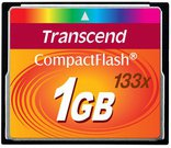 Transcend Compact Flash 1GB 133x