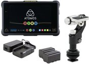 Atomos Shogun Inferno + Power Kit, Shape 2 Axis Arm
