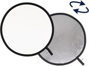 Lastolite Circular Reflector silver/white 76 cm