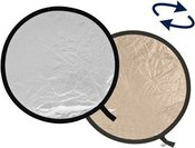 Atšvaitas Lastolite Sunlite/Soft Silver ~120cm