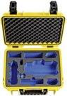 B&W Copter Case Type 3000/Y yellow with DJI Mavic Pro Inlay