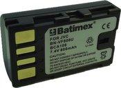 Bat.Batimex BCA108 JVC BN-VF808 750mAh