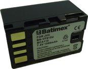 Bat.Batimex BCA110 JVC BN-VF815 1461mAh