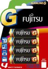 Baterijos Fujitsu LR6G 4xAA