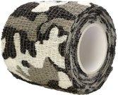 BIG camouflage tape, gray (467302)