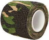 BIG camouflage tape, green (467301)