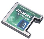 BIG memory card adapter SD/CF (416161)